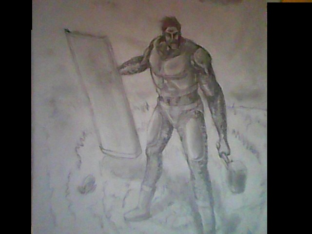 Reference for artwork