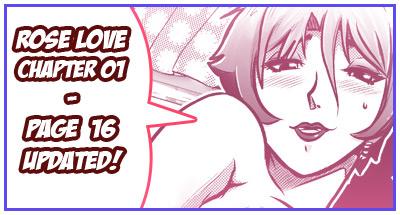 Rose Love! My Very Own Doujinshi!