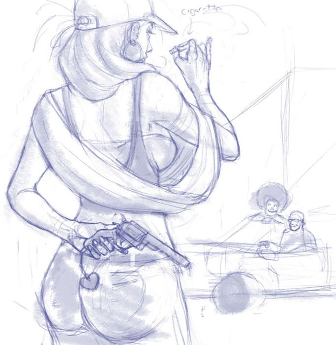 Cairos' Sketchbook