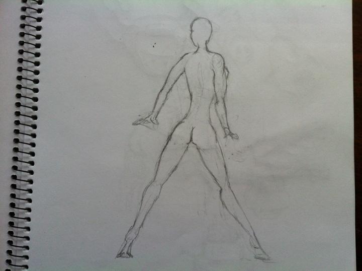 Some sketch book photos