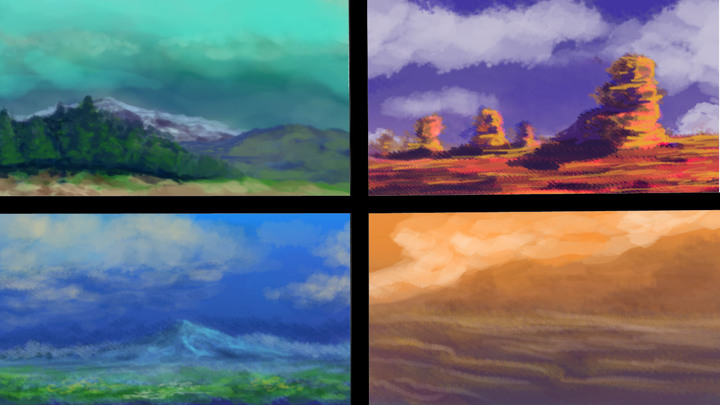 Sirhenry Studios Art Thread