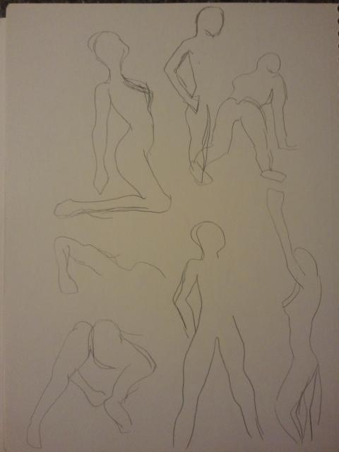 Drakena's Fantastical Sketchbook