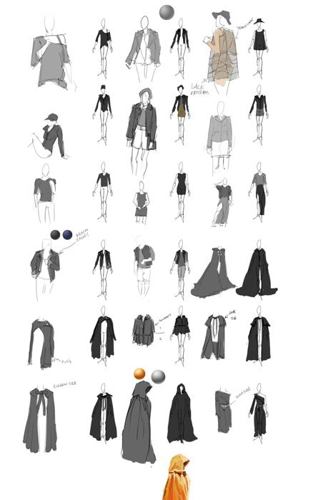 Sketchbook: Raymond Luk