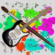 Artwork for Contest and Album