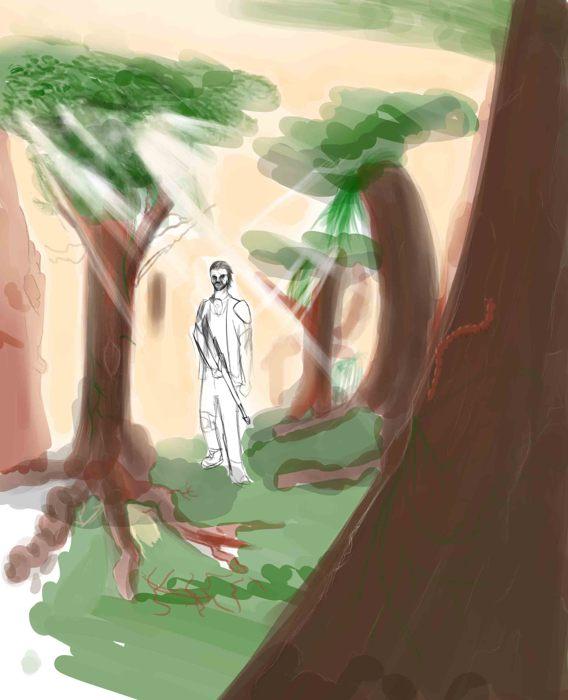 Art thread of M.Maher