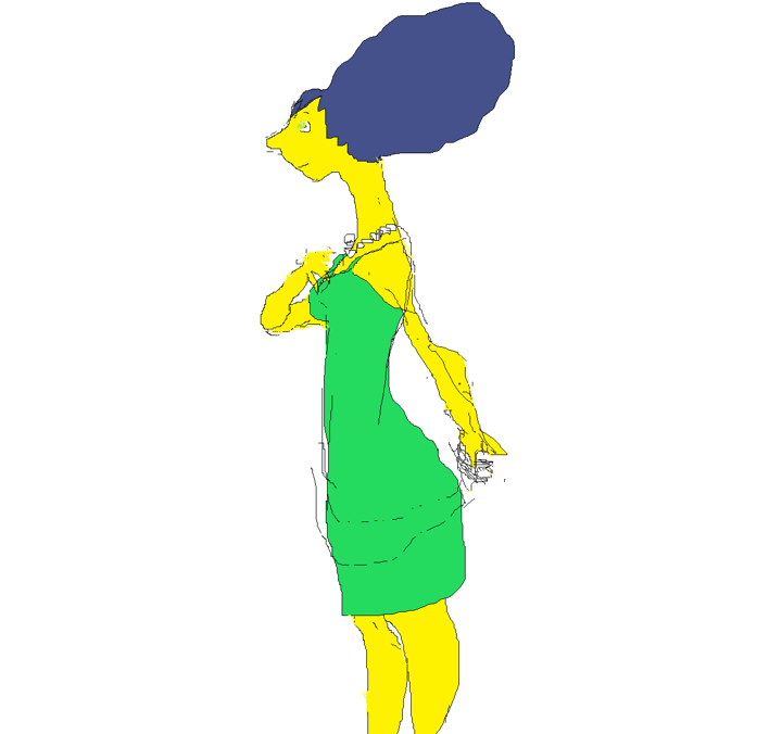 Lets draw Simpsons Characterz