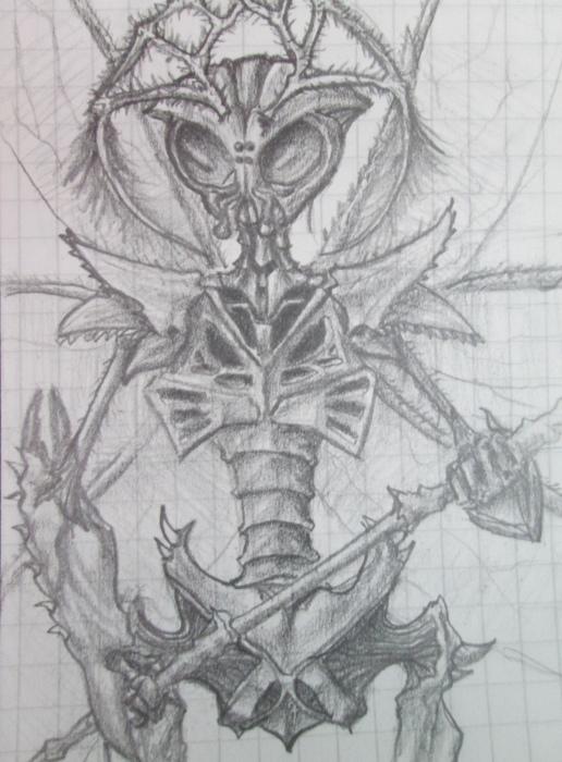 SuperBastard's Art