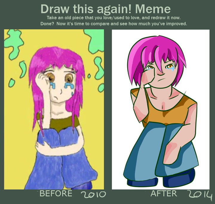 So.. I draw aswell.