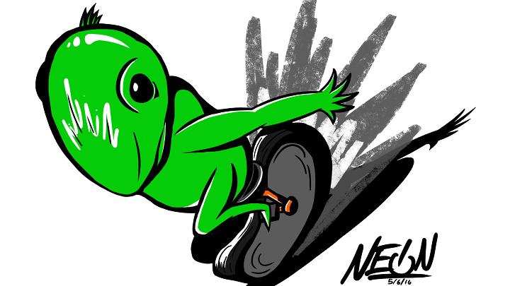 NE-0-N's Art Stuff