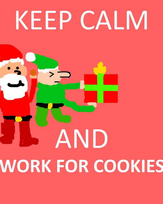 Dec COTM: Elf Motivation!
