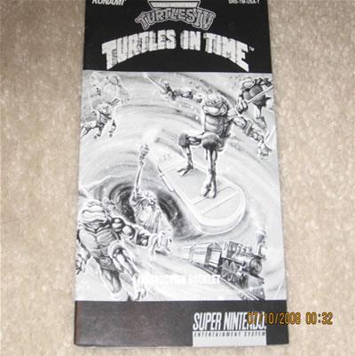 Instruction Manuals- Nostalgia Time