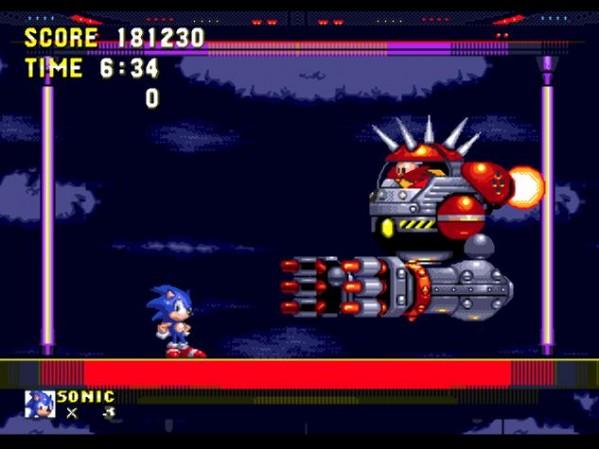 best Sonic bosses
