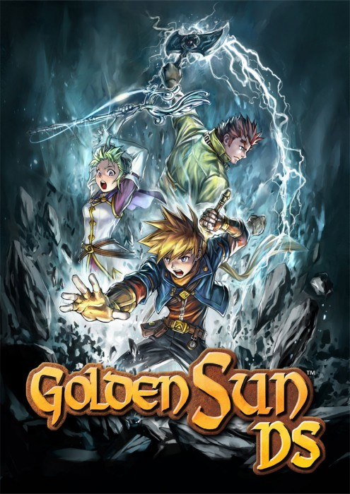 Golden Sun Ds!!!
