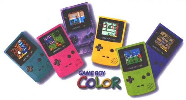 Gameboy color back in!!?