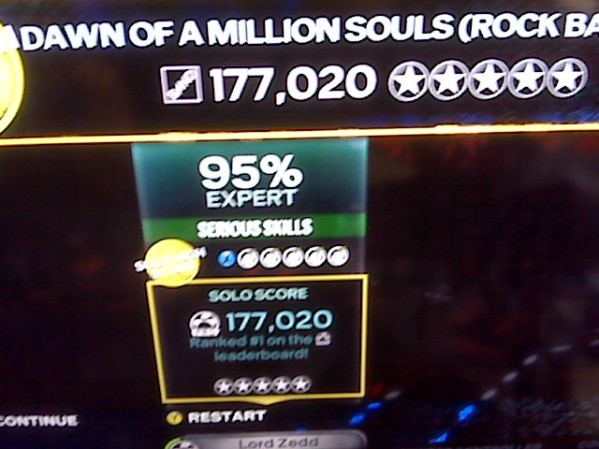 Rock Band New Content Thread