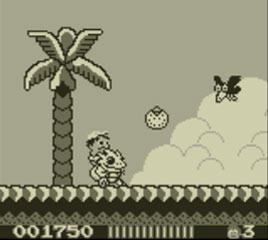 The first game you ever played.
