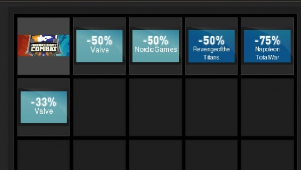Steam holiday sale 2011