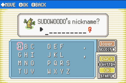 Emerald Randomizer Nuzlocke