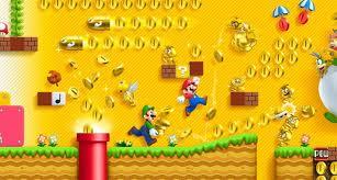 New Super Mario bros 2 thread.