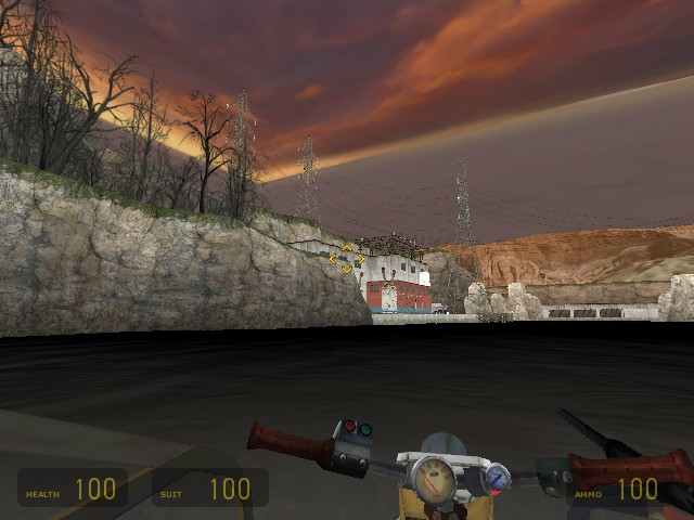 Graphics problem with HL2