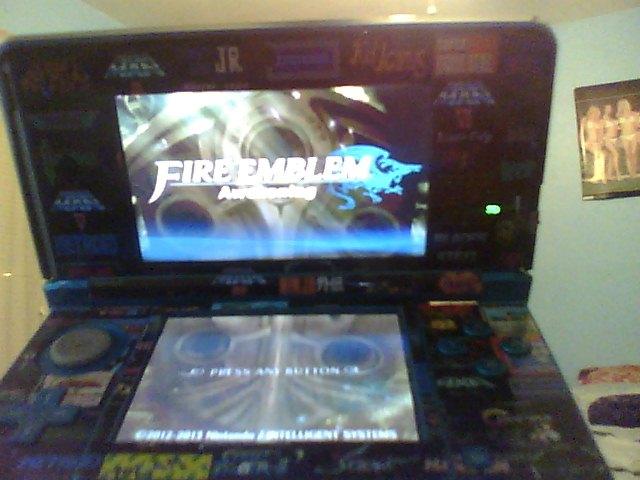 Official Fire Emblem 3ds Thread