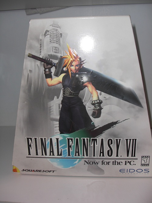 Best Final Fantasy Vii Gaming Case?