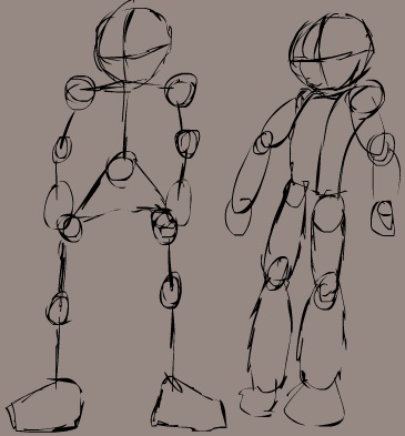 Best method for character models?