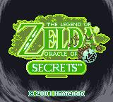 Legend of Zelda: Oracle of secrets