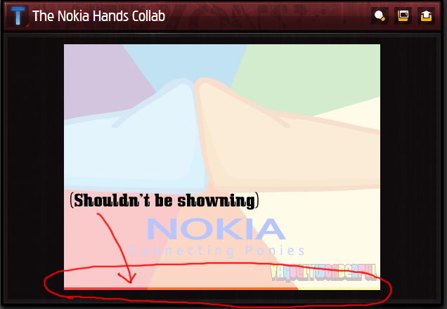 The Nokia Hands Intro Collab