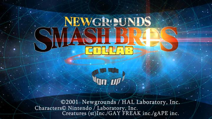Smash Bros. Collab!