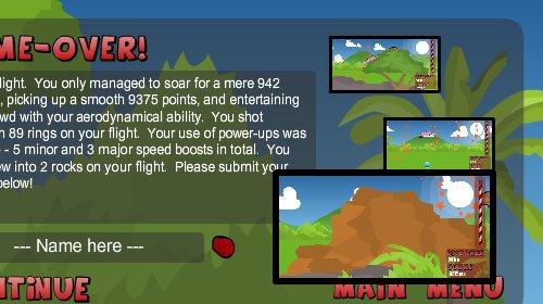 AS: Bitmap Screenshots