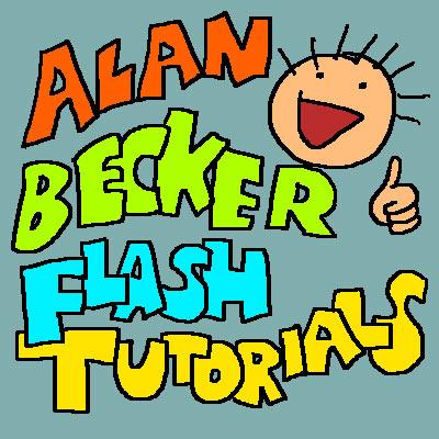 Alan Becker Flash Tutorials