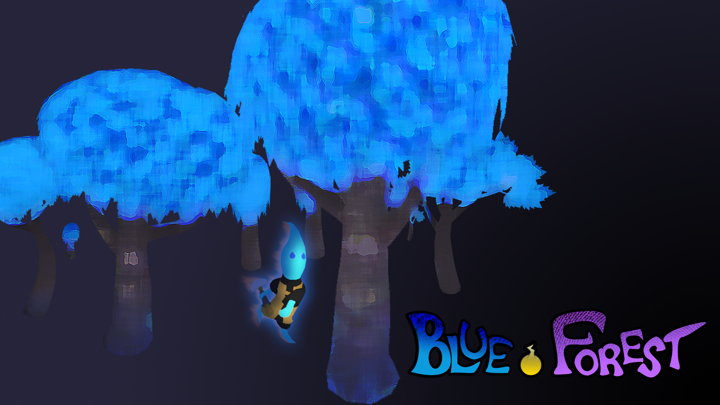 BLUE FOREST - The Adventure Begins