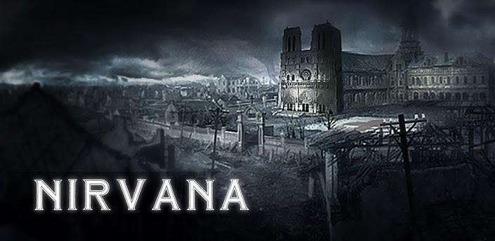 An amzing phone game Nirvana