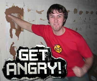 Get Angry!