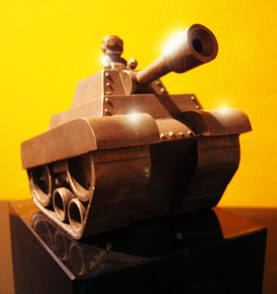 Tank Trophies and Free Wacoms!
