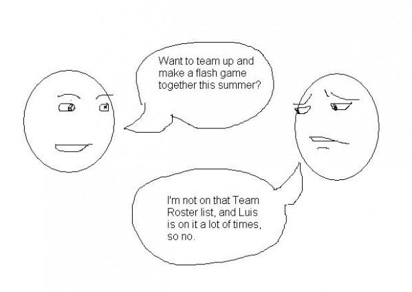 SF Collab, Power of Three Teams
