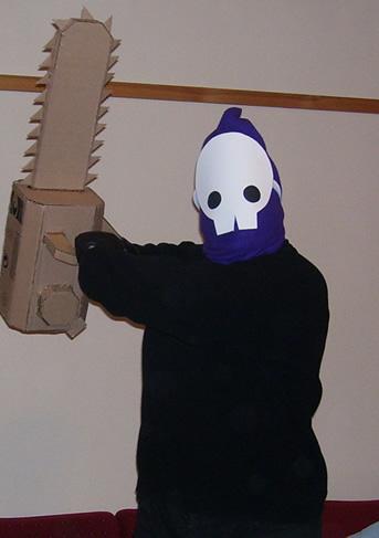 Dad 'n Me Halloween