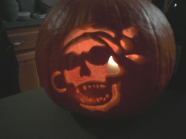 Pumpkin Carving 2009 Winners