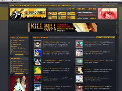 Kill Bill, NGMag