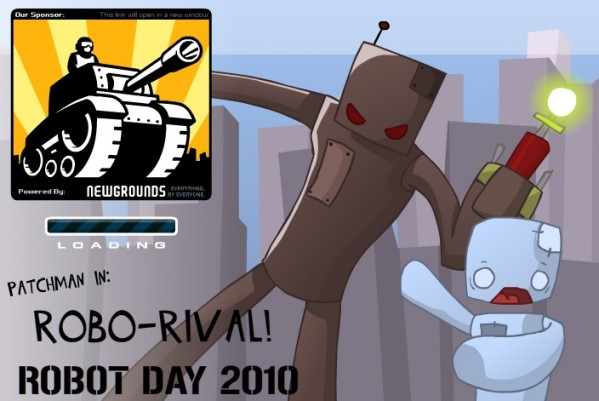 Robot Day Loaders