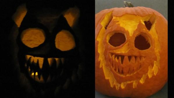 Pumpkin Carving 2010