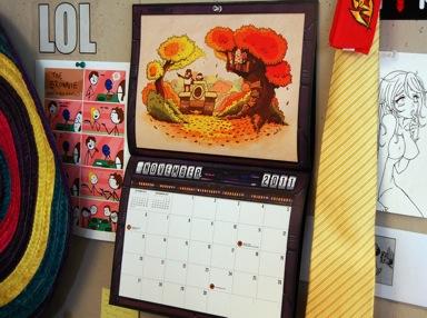 2011 Calendar Promotion