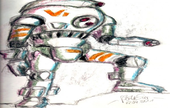 Happy Robot Day 2011
