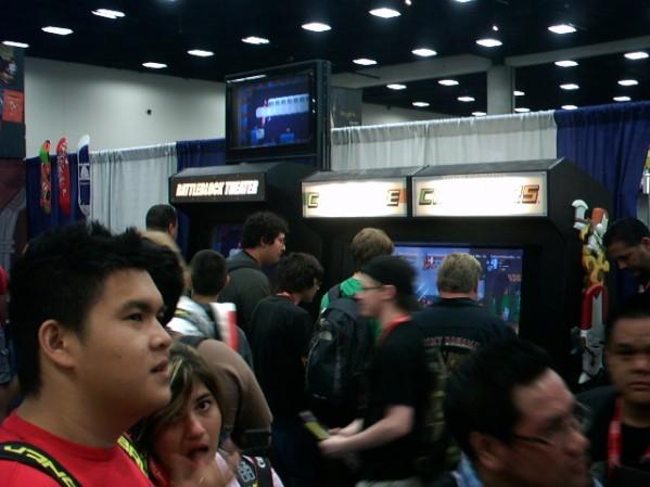 Anusboy Movie, Comic-Con Stuff