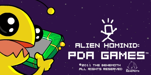 Go Get PDA Games for iPhone / iPad!