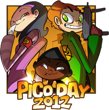 Pico Day Logo, Links Update