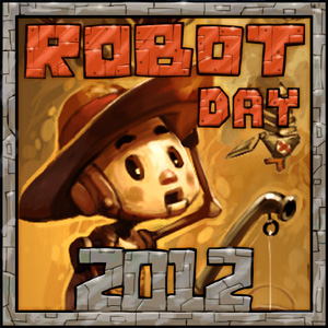 Robot Day 2012 LOGO