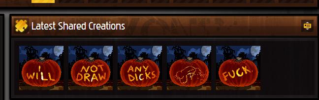 HTML5 Games & Pumpkin Carving