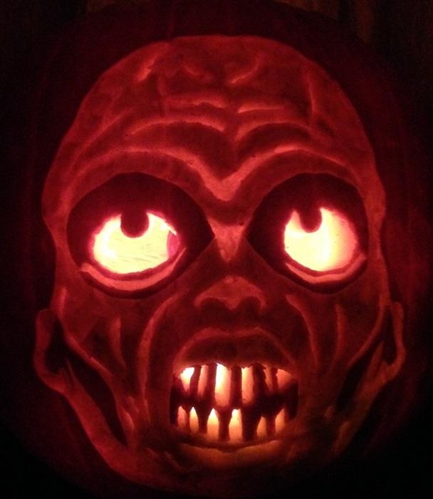 Pumpkin Carving 2013